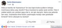 Liqa sədri Saleh Məmmədovun agentliyini yıxıb-sürüdü